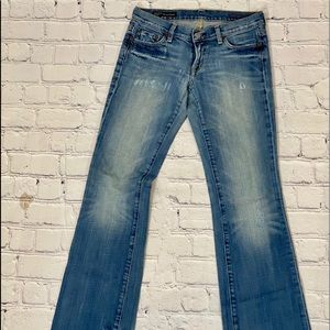 CITIZENS OF HUMANITY JEANS 27 BOHO 111